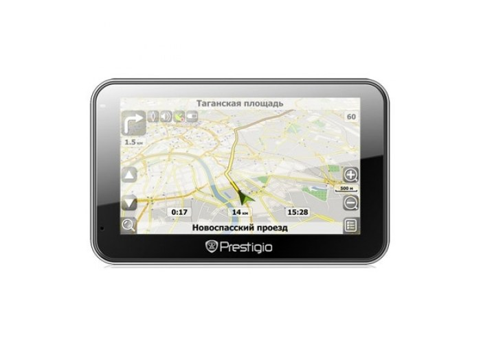 Карты Для Prestigio Geovision 5400