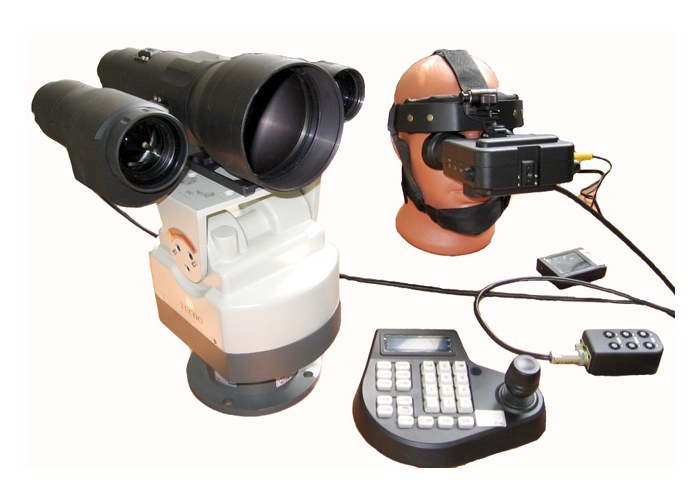 Прибор ночного видения из камеры ночного видения